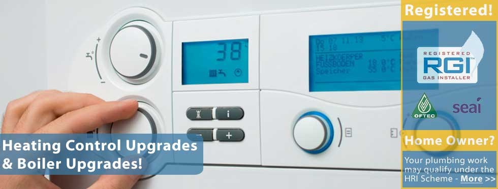 We can upgrade your home heating control system in Co. Laois including Portlaoise, Portarlington, Mountmellick, Monasterevin, Mountrath, Athy, Tullamore, Roscrea, Abbeyleix, Newbridge and Carlow. We are a SEAI registered installer for boiler upgrades in Laois.